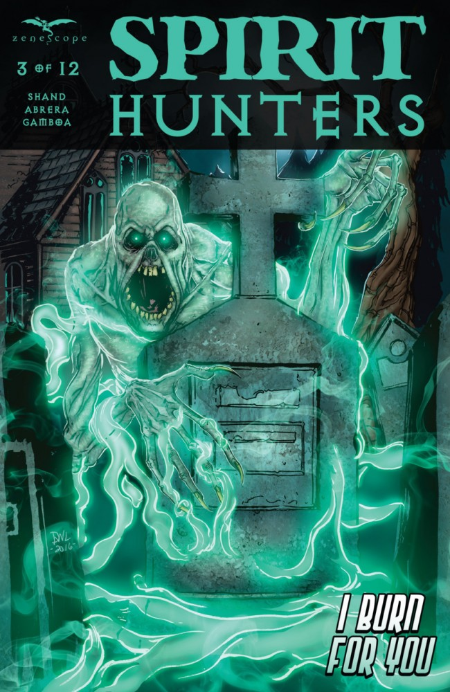 Download Spirit Hunters #3