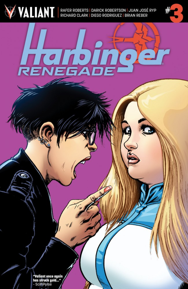 Download Harbinger Renegade #3