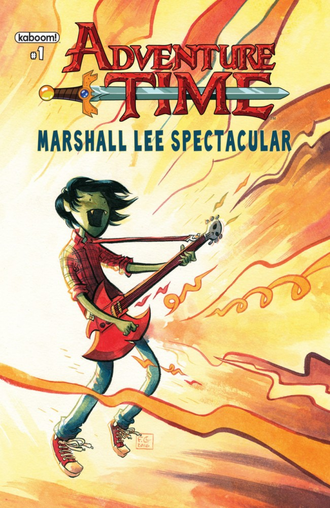Adventure Time - Marshall Lee Spectacular #1