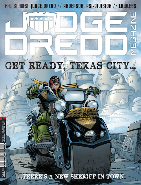 Judge Dredd The Megazine #380