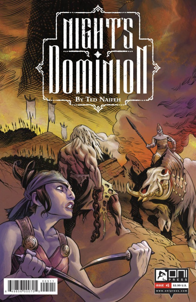 Download Night's Dominion #5
