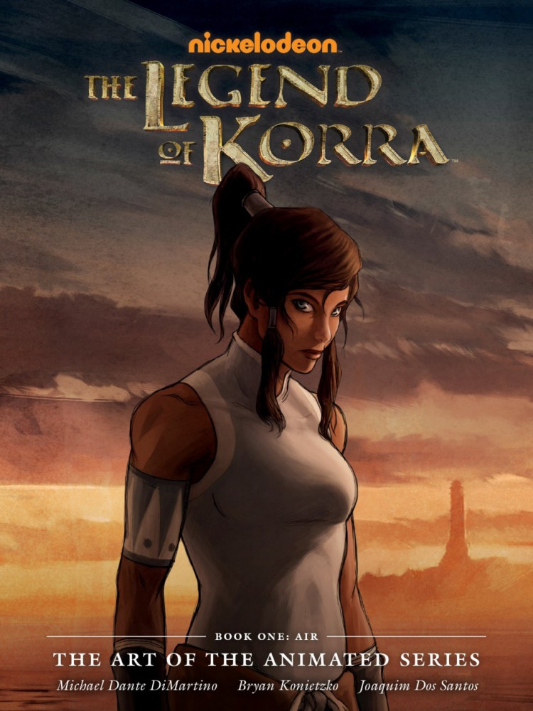The Legend of Korra - The Art of the Animated Series - Book 1 - Air