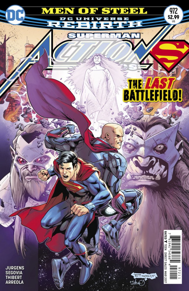 Download Action Comics #972