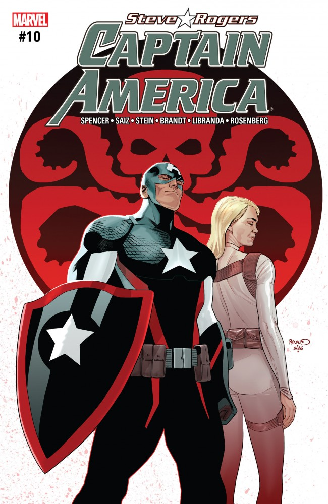 Download Captain America - Steve Rogers #10