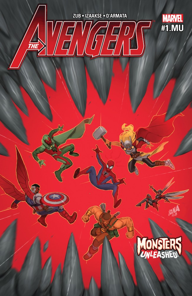 Download Avengers #1.MU