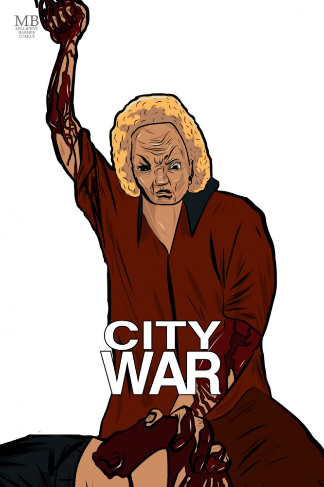 Download City War #4