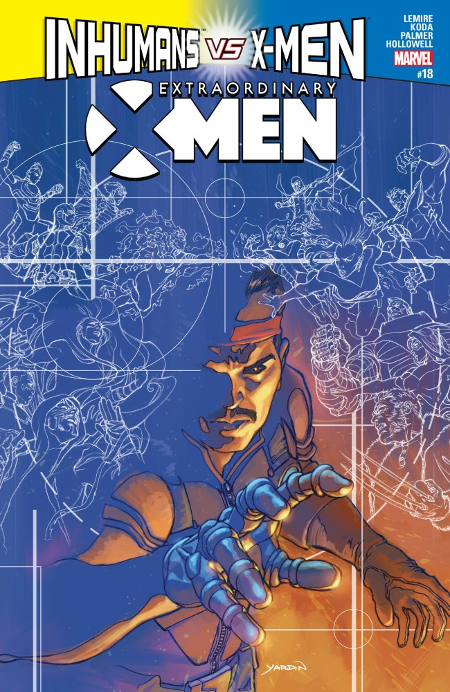 Download Extraordinary X-Men #18