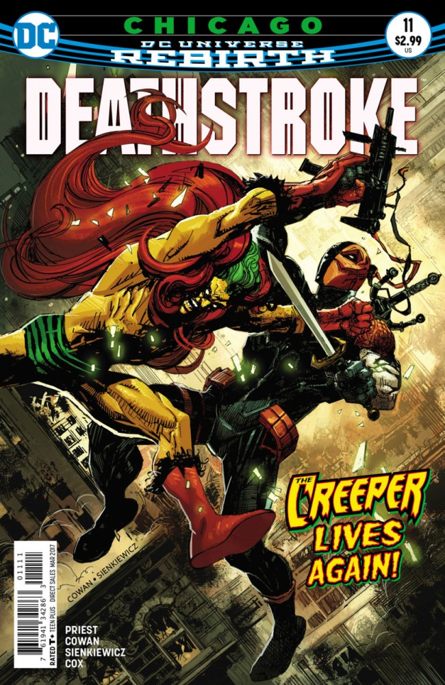 Download Deathstroke #11
