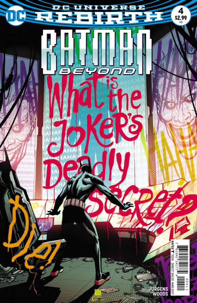 Download Batman Beyond #4