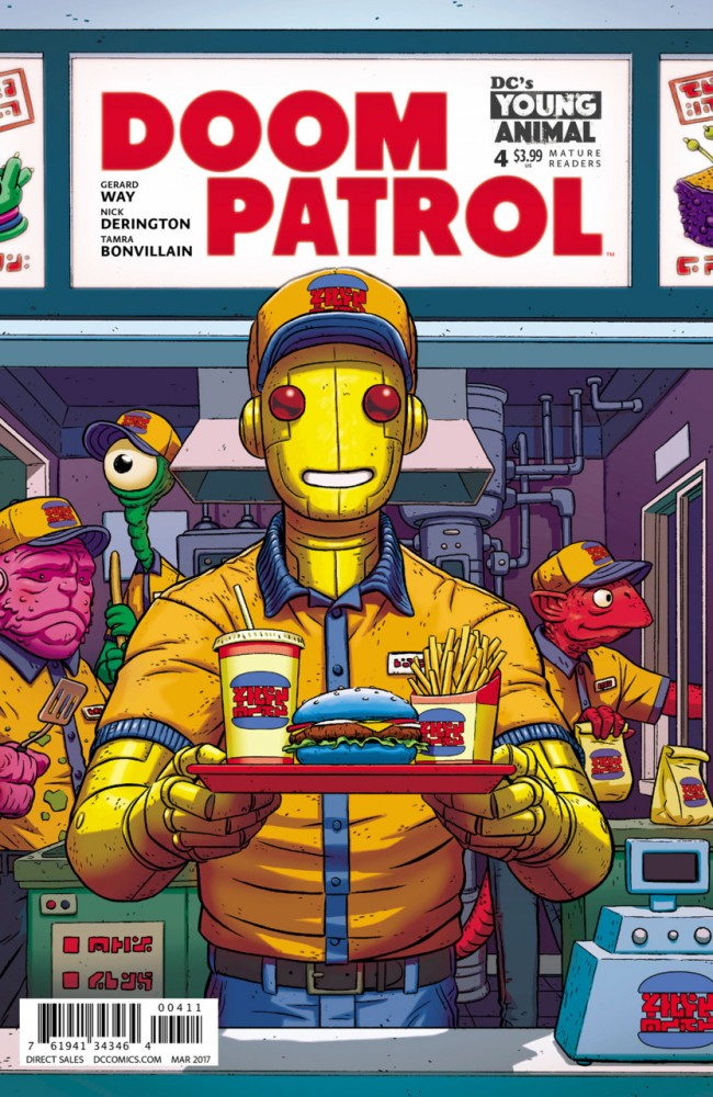 Download Doom Patrol #4