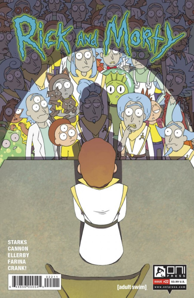 Download Rick and Morty #22