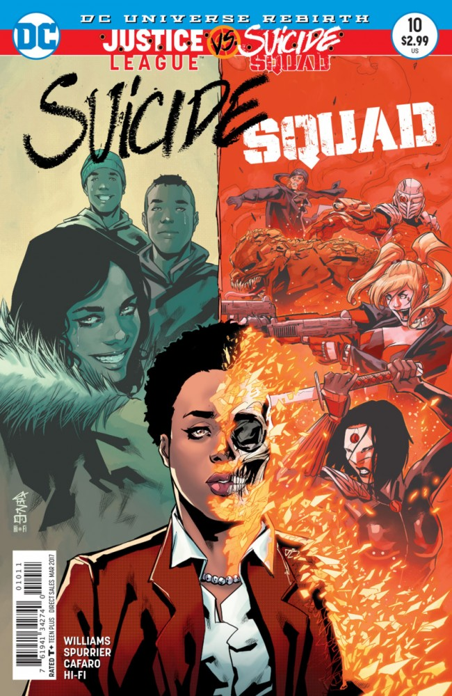 Download Suicide Squad #10
