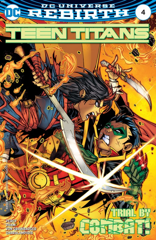 Download Teen Titans #4