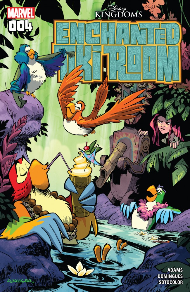 Download Enchanted Tiki Room #4