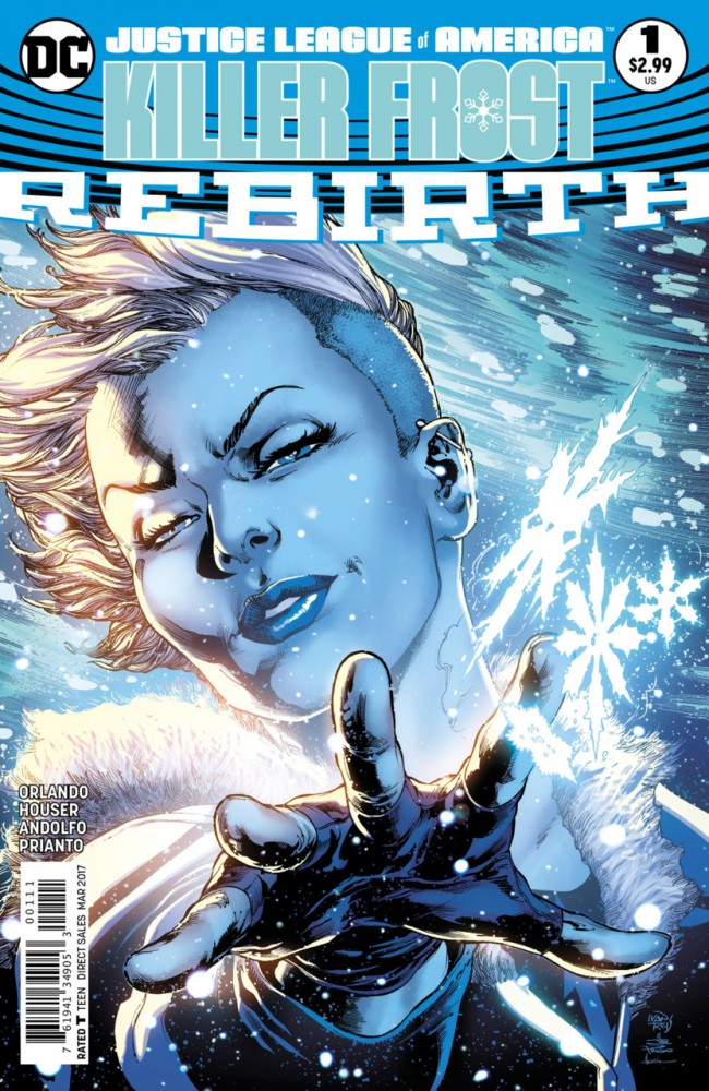 Download Justice League of America - Killer Frost Rebirth #1