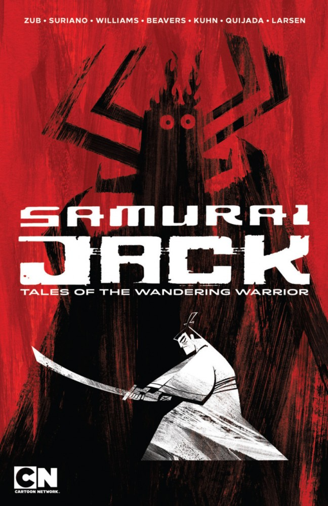Samurai Jack - Tales of the Wandering Warrior #1 - TPB