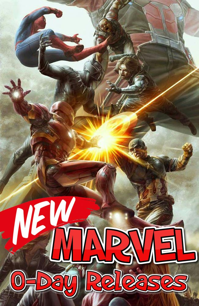Collection Marvel (19.08.2020, week 34)