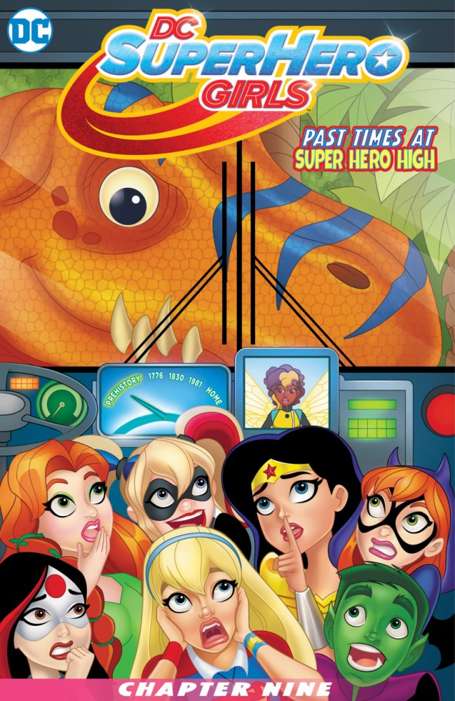 DC Super Hero Girls #9