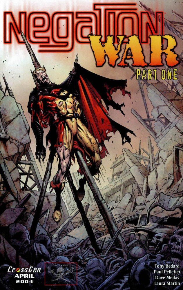 Download Negation - War #1-2 Complete