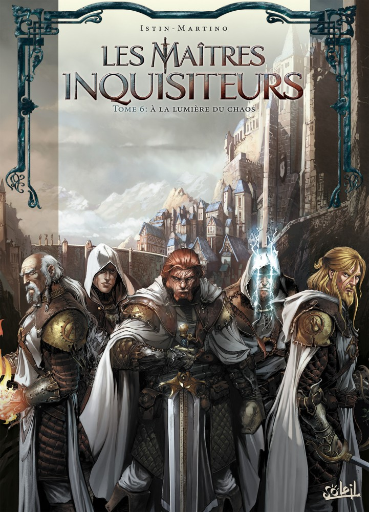 Master Inquisitors Vol.6 - The Light of the Chaos