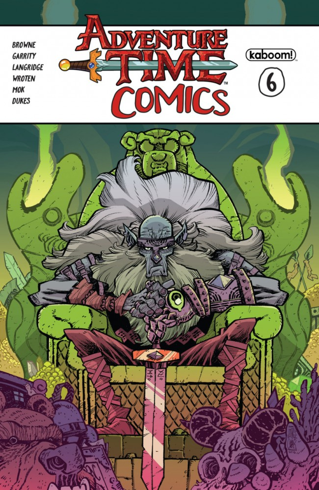 Adventure time comic 11 download