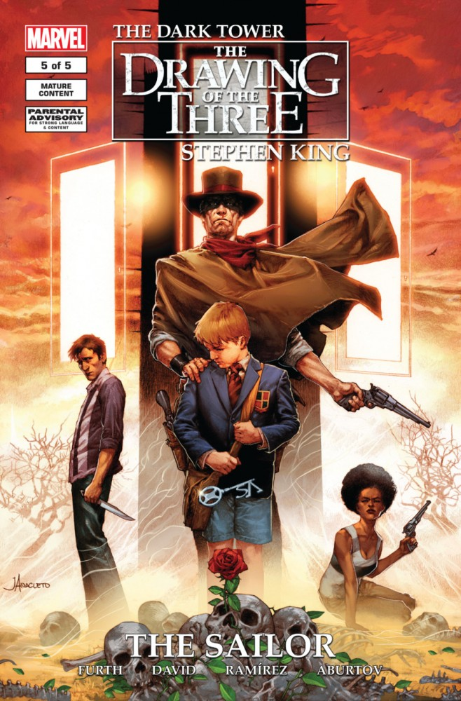 Download The Dark Tower - The Drawing of the Three - The Sailor #5