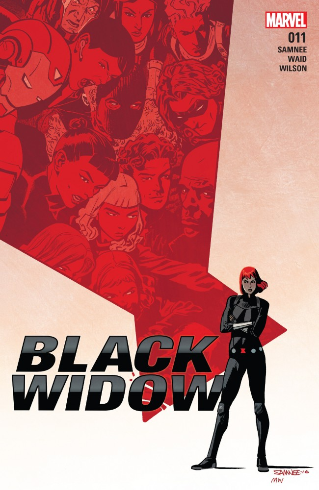 Black Widow #11