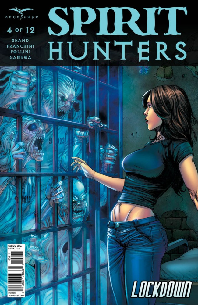 Download Spirit Hunters #4