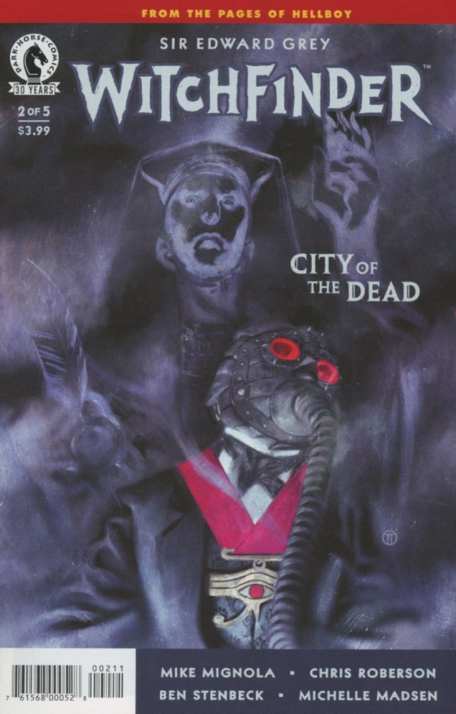 Witchfinder - City of the Dead #02