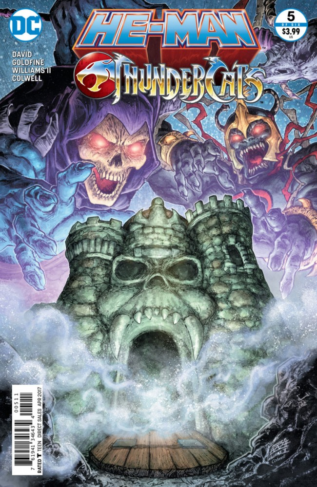 Download He-Man - Thundercats #5