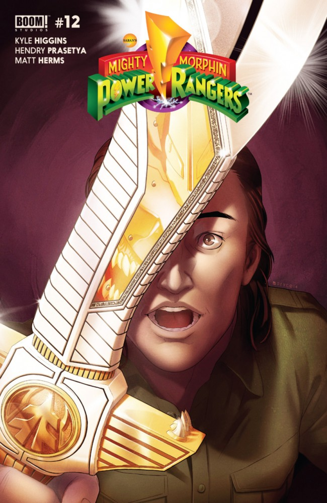 Download Mighty Morphin Power Rangers #12