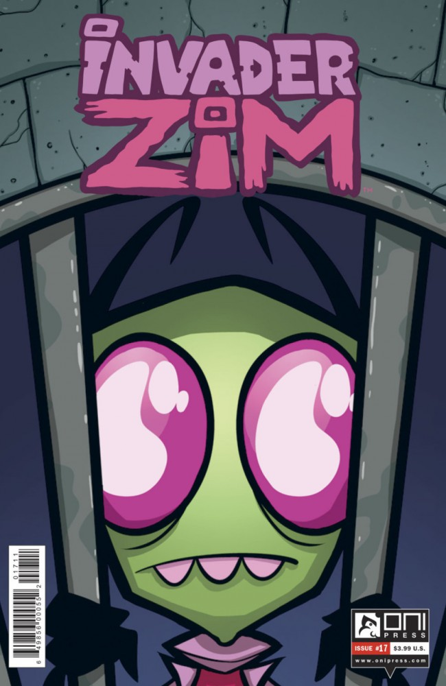 Download Invader Zim #17