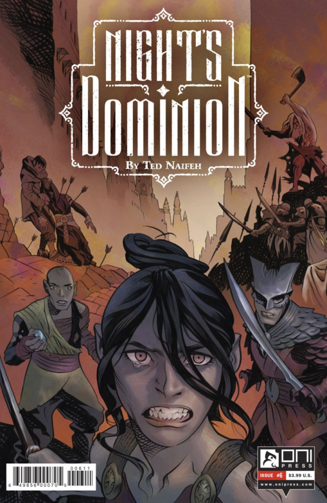 Download Night's Dominion #6
