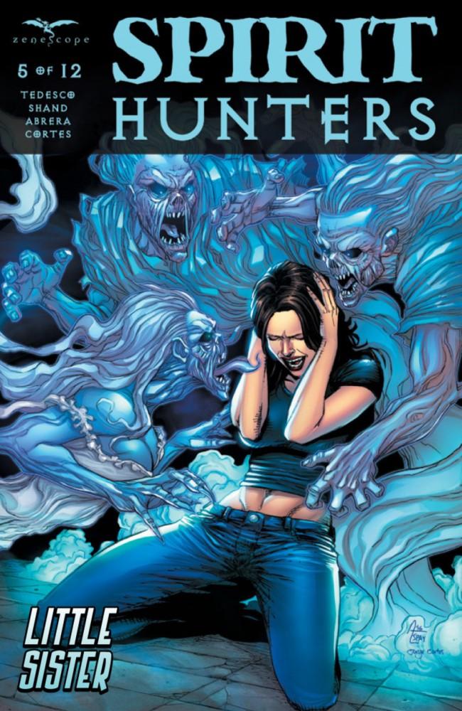 Download Spirit Hunters #5