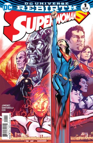 Download Superwoman #1