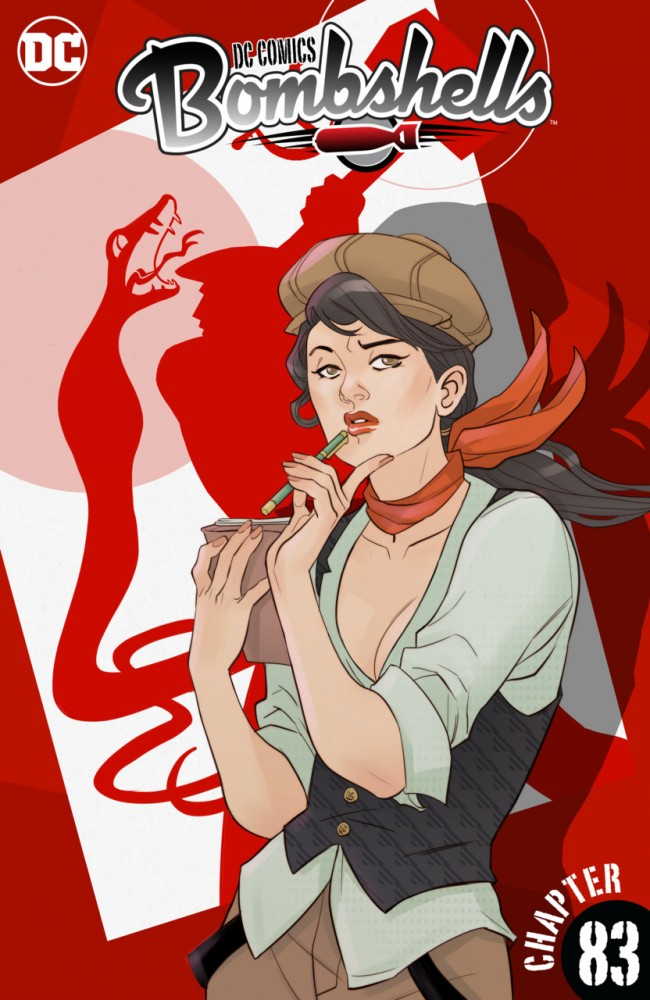 Download DC Comics - Bombshells #83