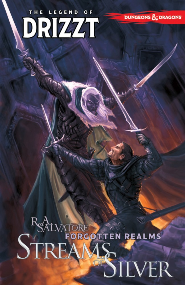Dungeons & Dragons - The Legend of Drizzt Vol.5 - Streams of Silver