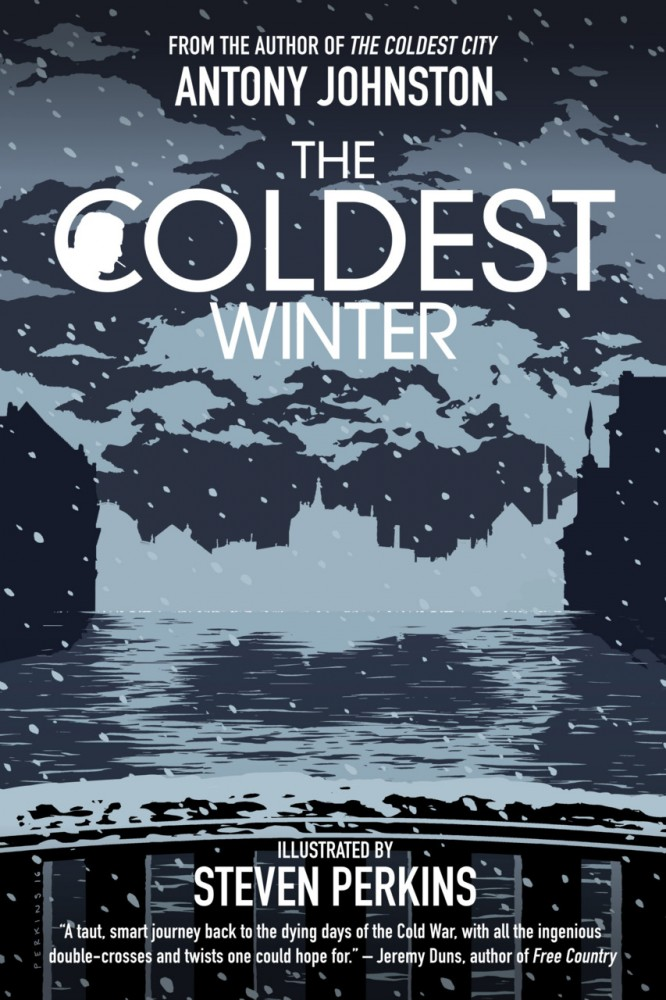 Download The Coldest Winter #1 - GN