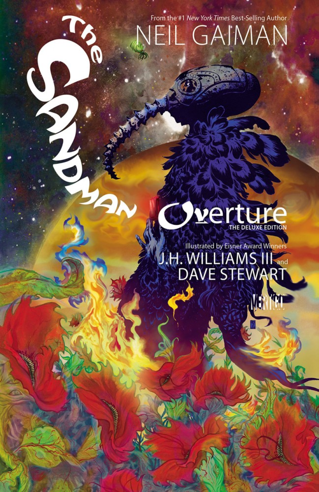 The Sandman - Overture Deluxe Edition #1 - HC