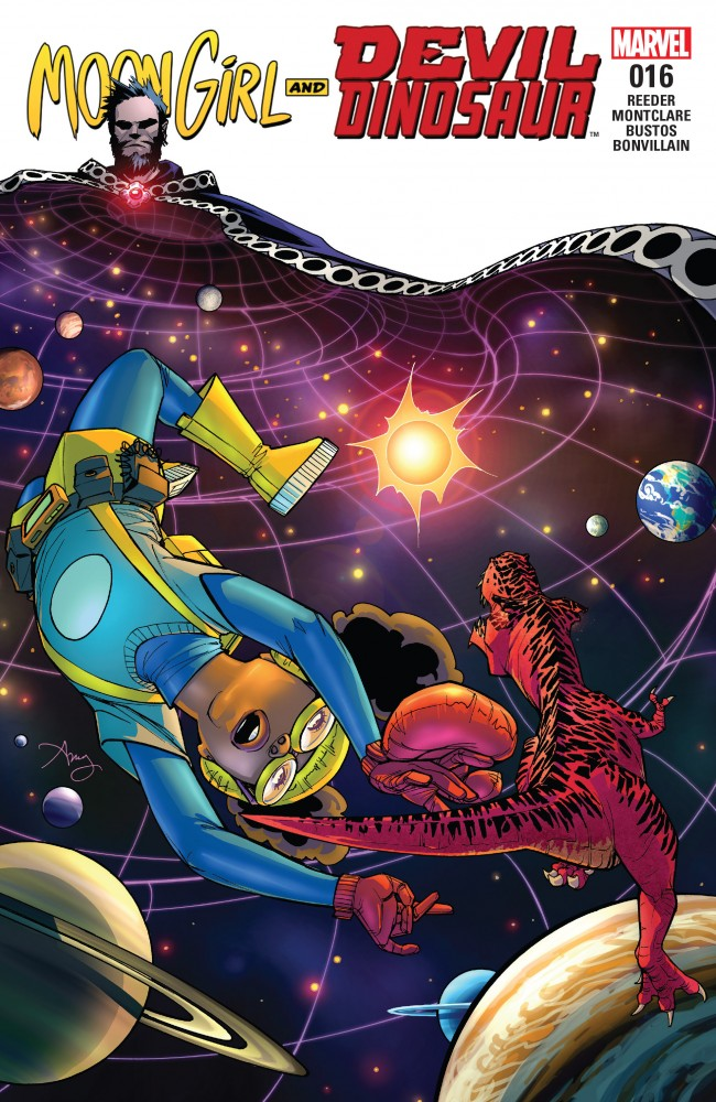 Download Moon Girl and Devil Dinosaur #16