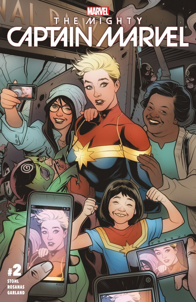 The Mighty Captain Marvel #2