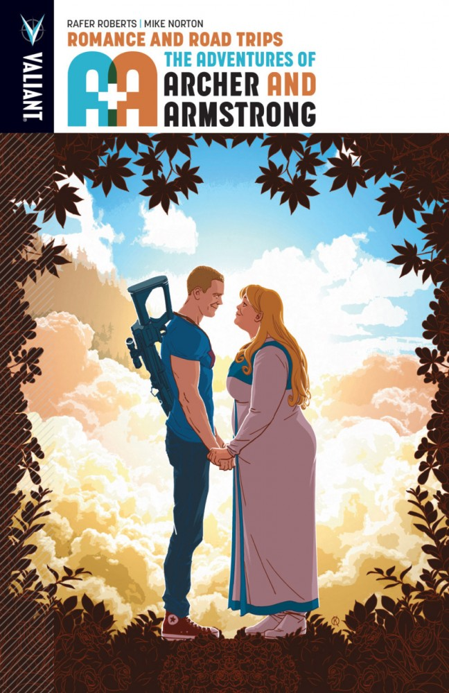 A&A - The Adventures of Archer & Armstrong Vol.2 - Romance and Road Trips