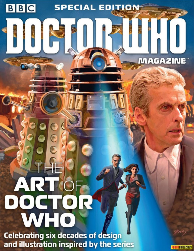 Doctor Who Magazine Special Edition #40-42 Complete