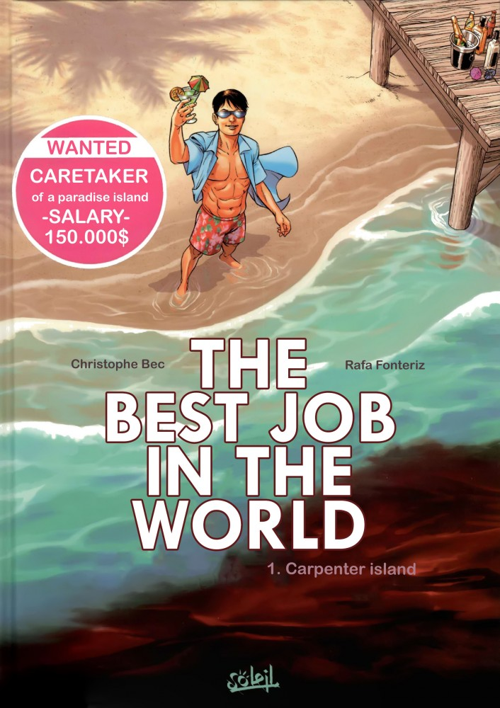 The Best Job in the World Vol.1-3 Complete