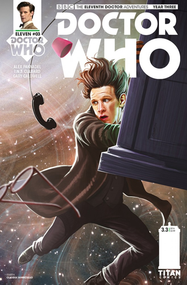Doctor Who - The Eleventh Doctor Year Three #3