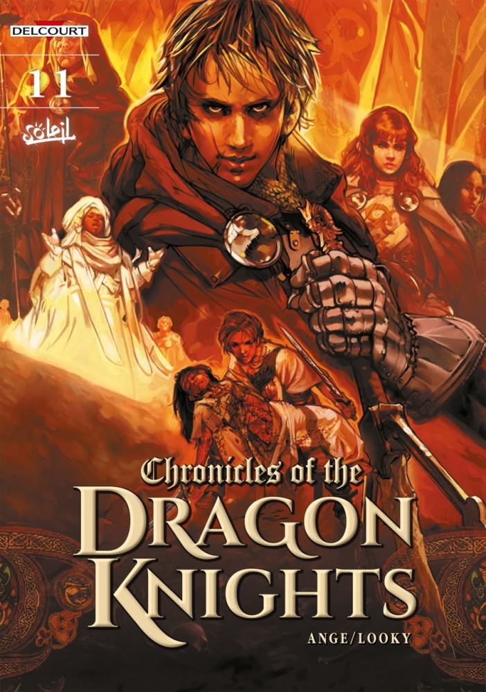 Chronicles of the Dragon Knights Vol.11 - Every Thousand and One Moons
