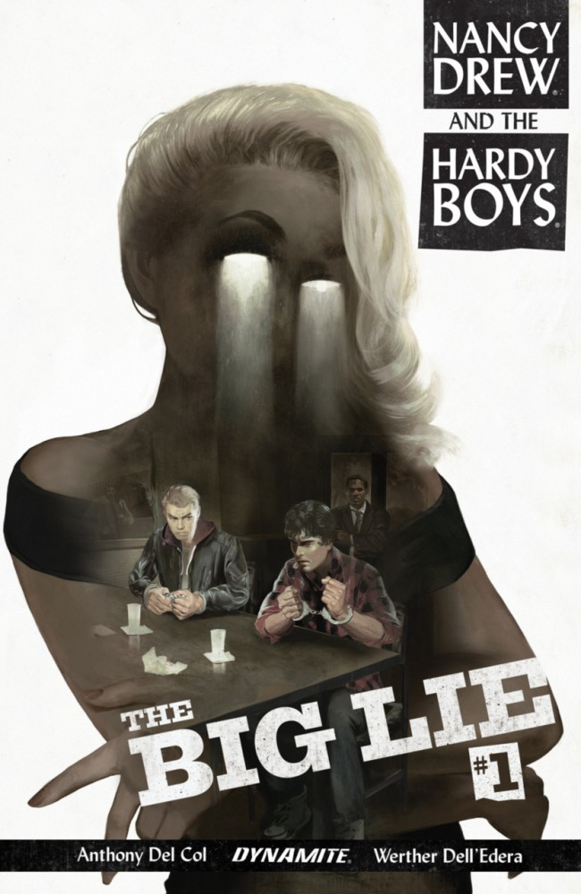 Nancy Drew and the Hardy Boys - The Big Lie #1