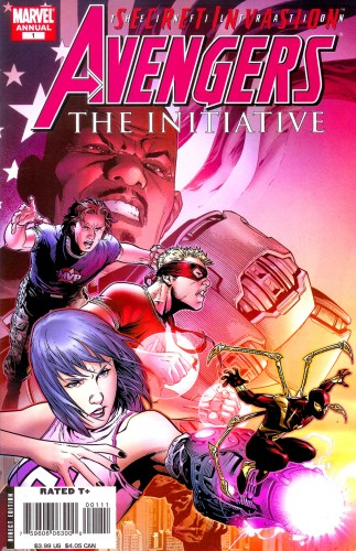 Avengers - The Initiative Annual