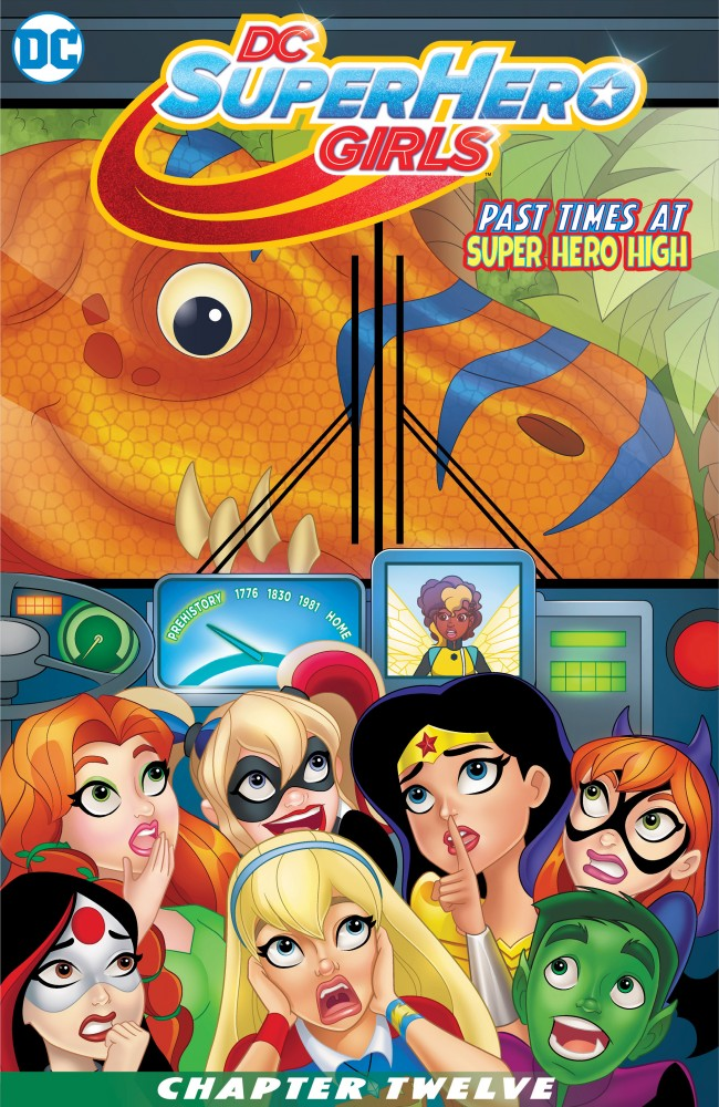 DC Super Hero Girls #12