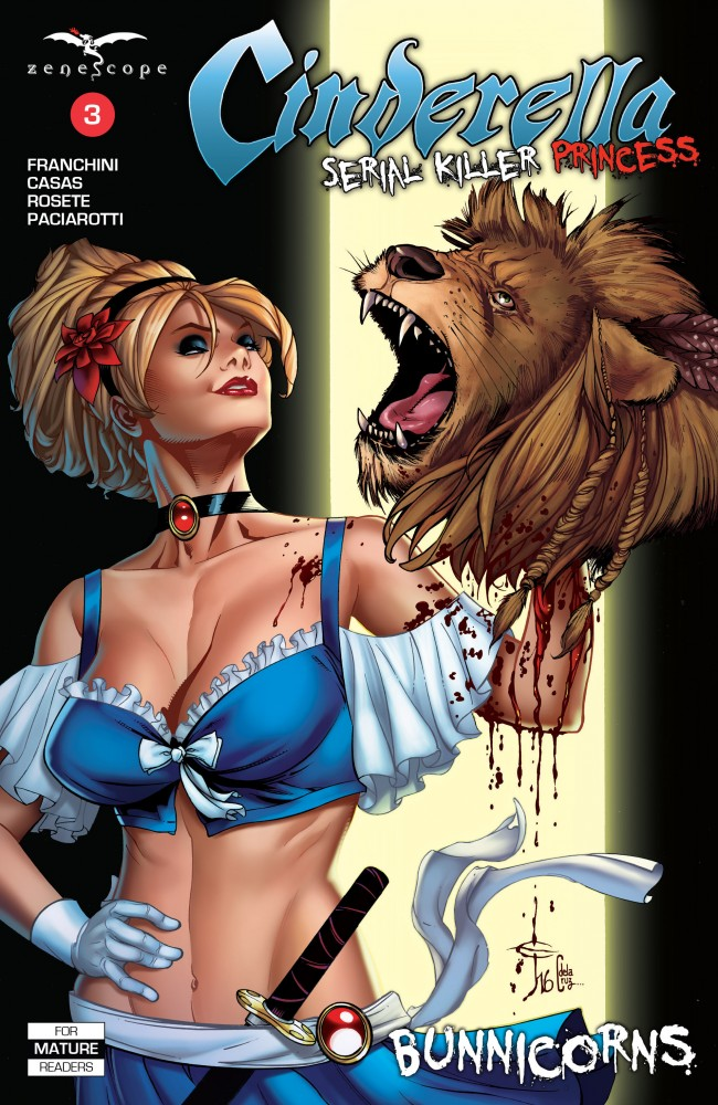 Cinderella - Serial Killer Princess #3